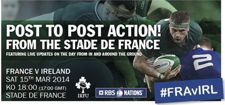 RBS 6 Nations decider between Ireland and France