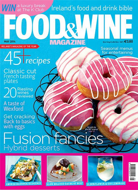 Food wine magazine thomas moore tavern wexford food wine may forumfinder Choice Image