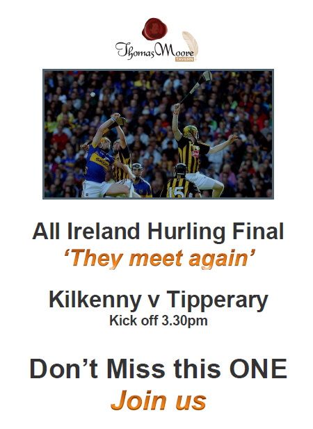 All Ireland Hurling Final