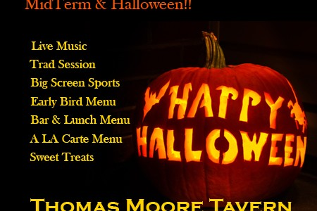 October Break at Thomas Moores