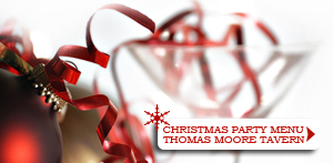 Click to view our Christmas Party menu here