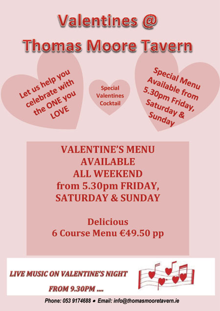 Valentines Day Wexford