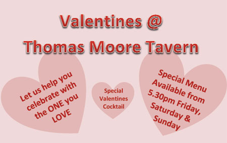 Valentines Day at TMTs Wexford