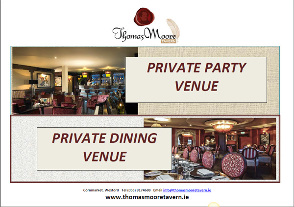 venue hire wexford