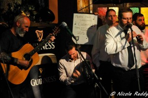 Trade Music at the Thomas Moore Tavern
