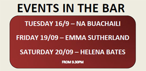 This Week at TMT's Wexford