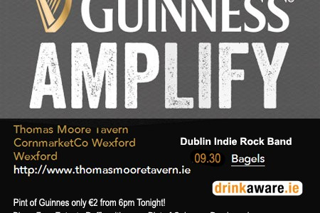 Guinness Amplify Wexford