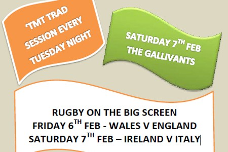 Rugby & Music This Weekend
